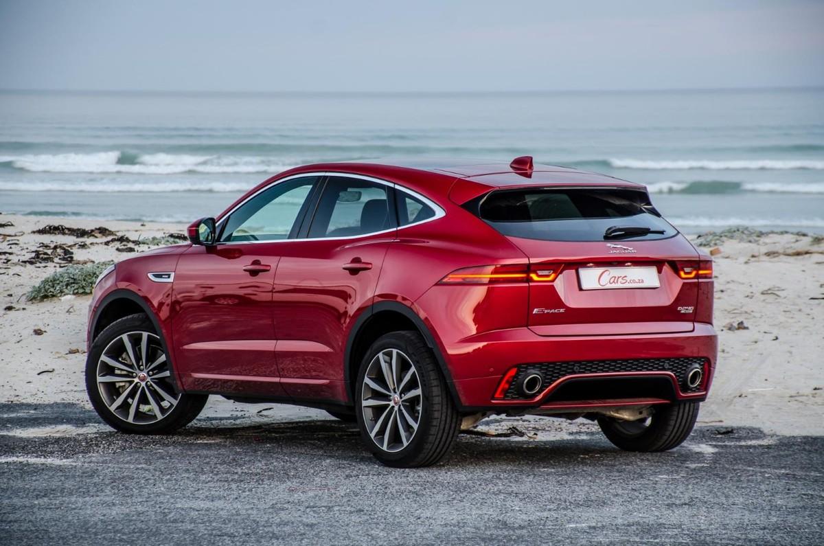 Jaguar E-Pace D240 R-Dynamic HSE (2018) Review - Cars.co.za