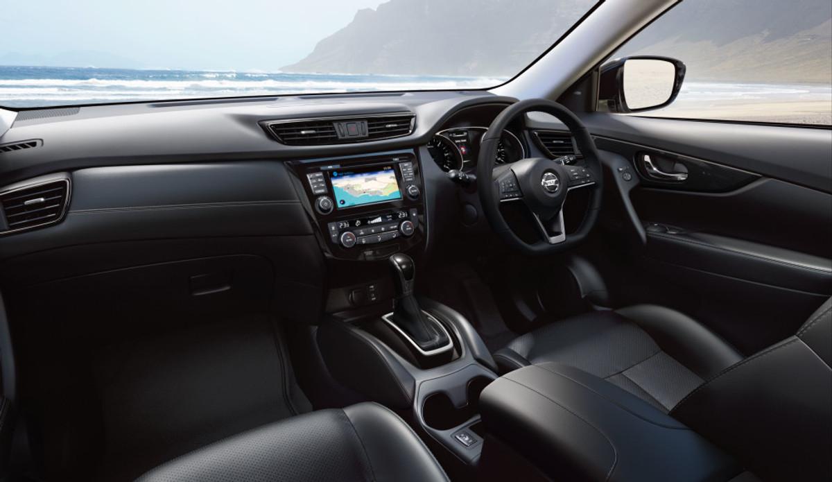 Nissan X-Trail 1.6dCi 4x4 Tekna (2018) Review - Cars.co.za