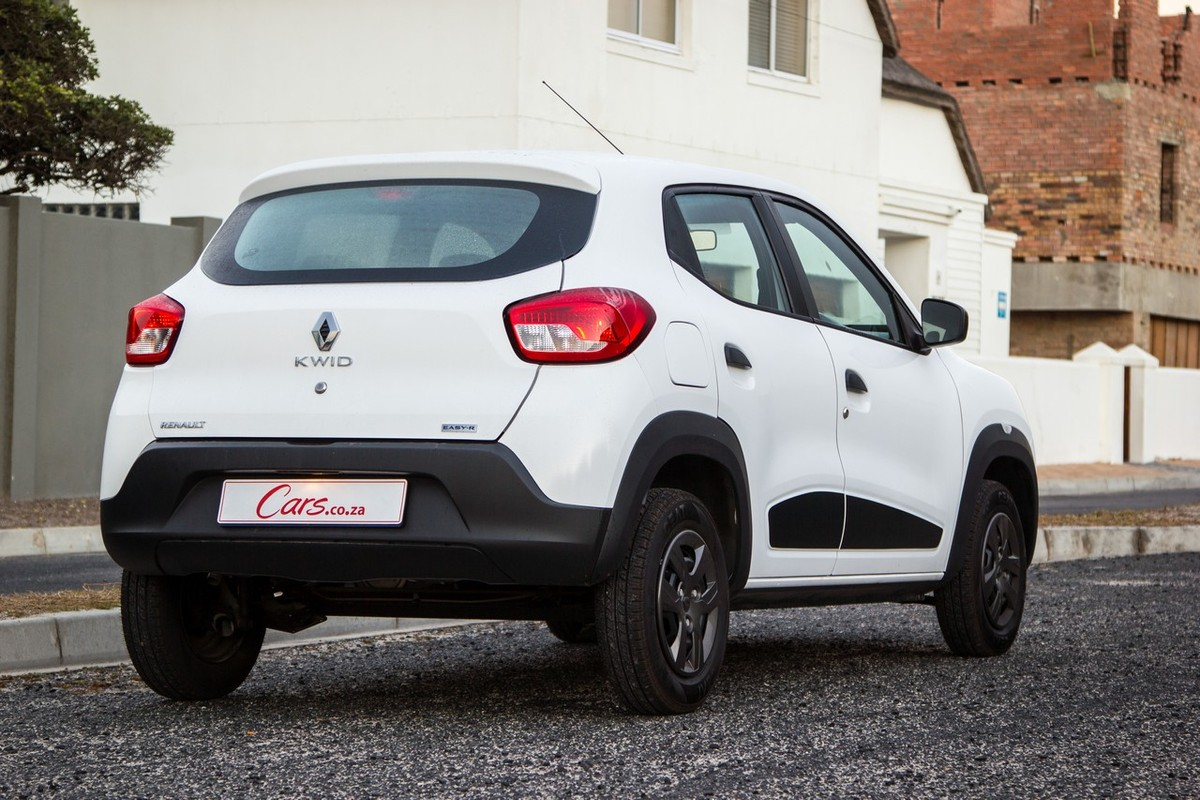 Renault Kwid 10 Dynamique Auto 2018 Quick Review Carscoza