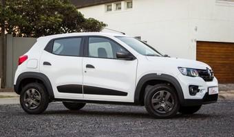Renault KwidAMT 4