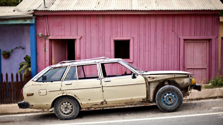 Can Rust Affect Car Crash Safety Cars Co Za