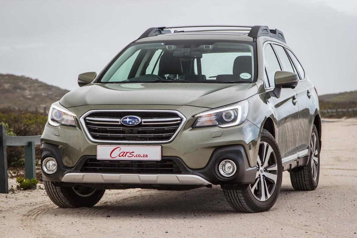 Subaru Outback 3 6 R-S ES Premium (2018) Quick Review [w