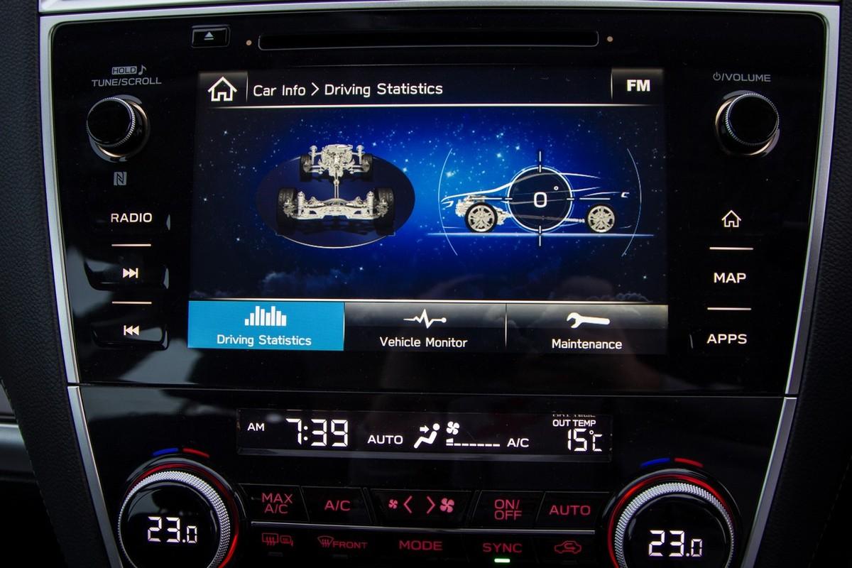 Subaru Outback 3 6 R-S ES Premium (2018) Quick Review [w/Video