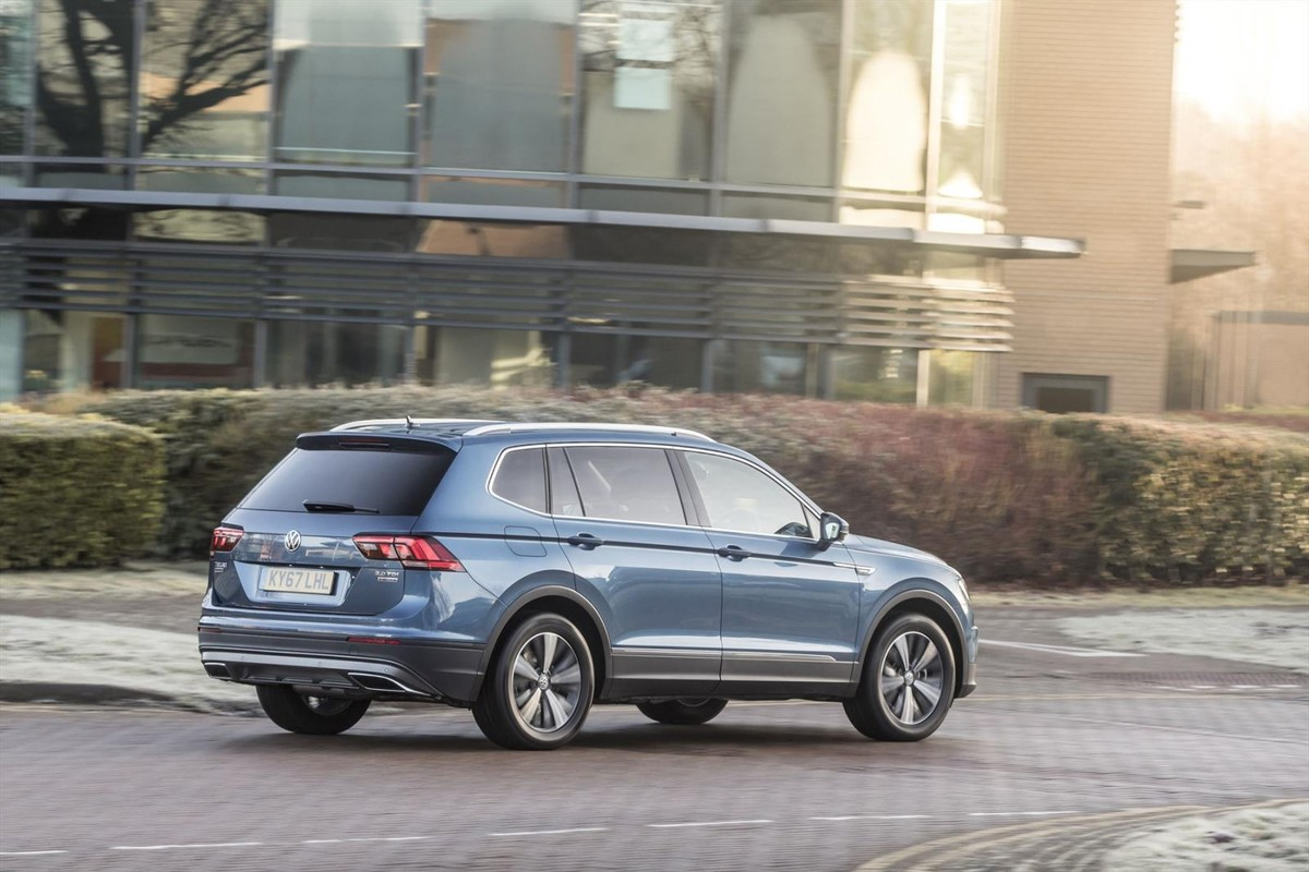Volkswagen Tiguan Allspace (2018) Specs & Price - Cars.co.za