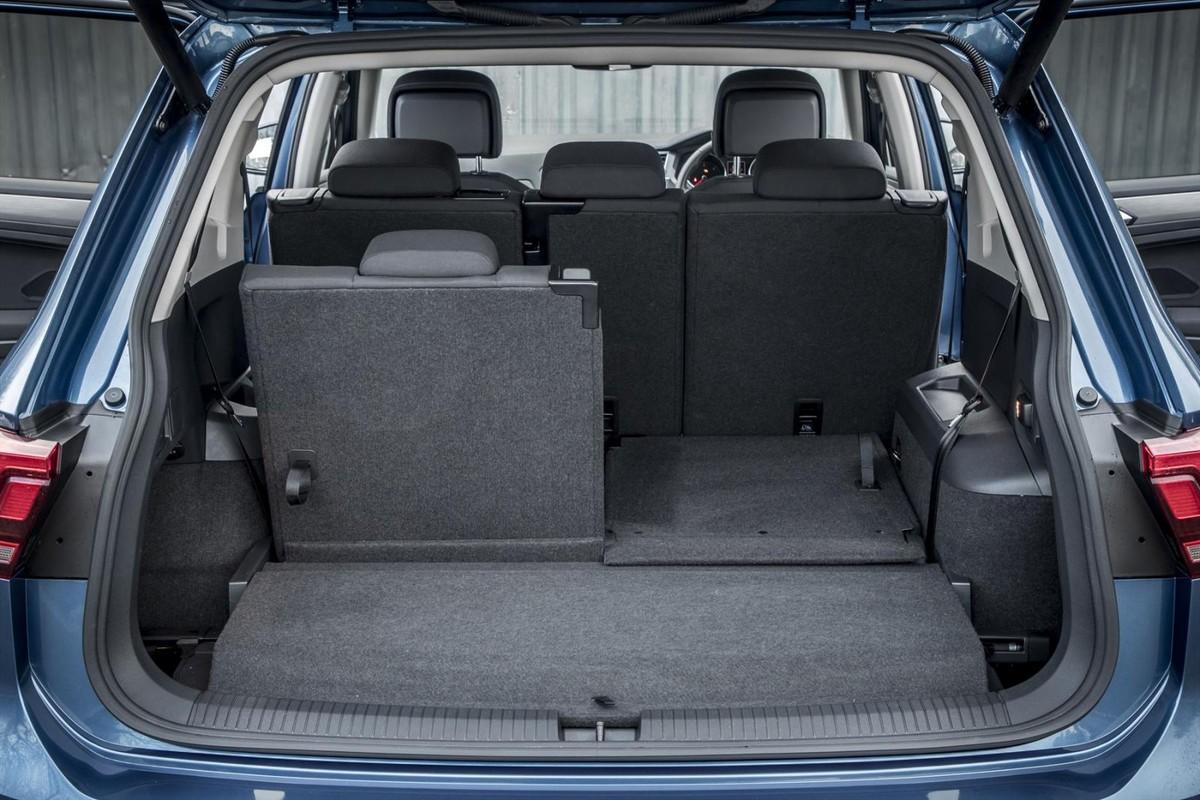volkswagen tiguan allspace 2018 specs price. Black Bedroom Furniture Sets. Home Design Ideas