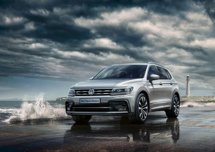 volkswagen tiguan allspace 2018 specs price. Black Bedroom Furniture Sets. Home Design Ideas