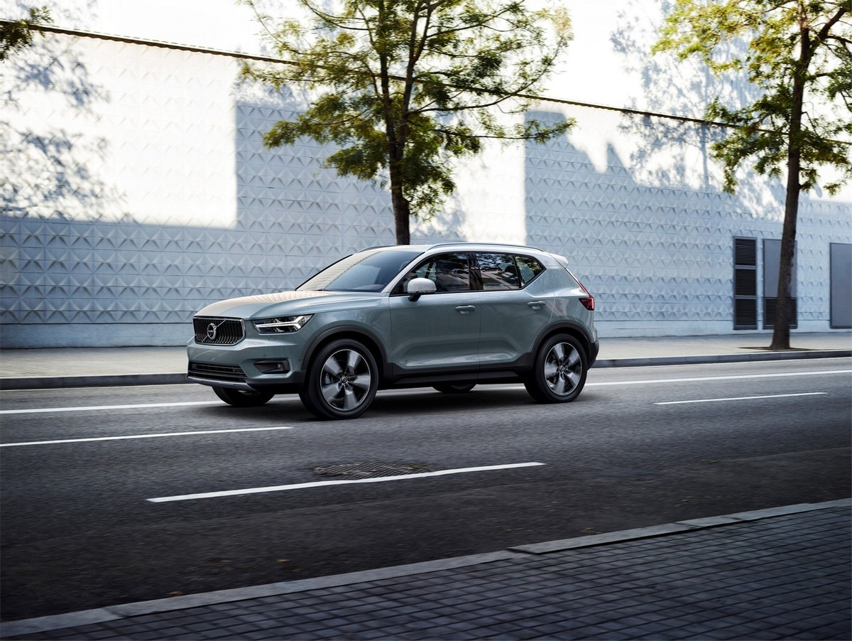 Volvo Xc40 2018 Launch Review Cars Co Za