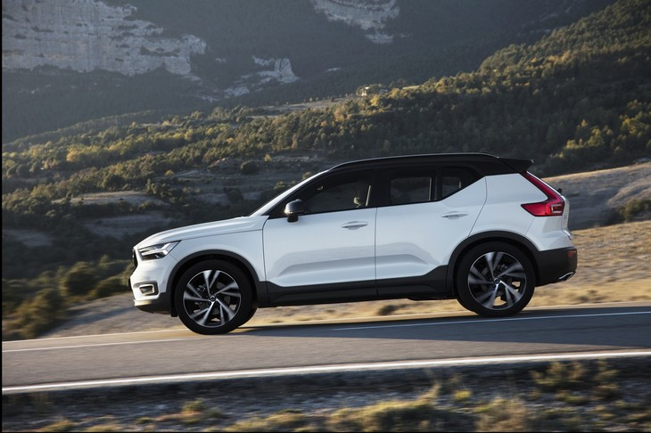Volvo Xc40 2018 Launch Review Cars