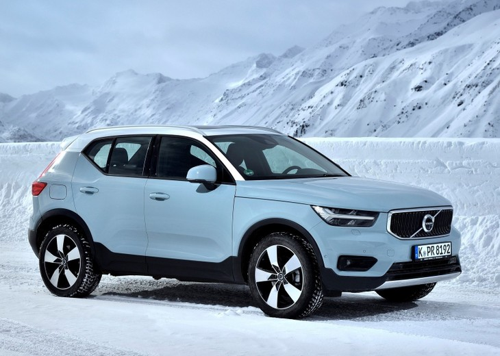 Volvo Xc40 5 Rivals To Beat Cars