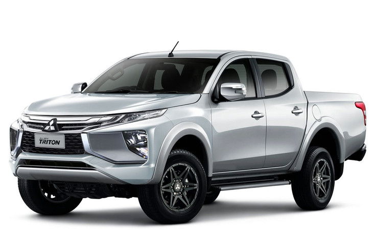 Buying Cars Online >> Mitsubishi Triton facelift on its way - Cars.co.za