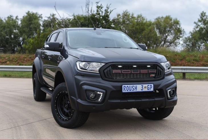 Ford Ranger Tuning >> Roush Tuning Now Available For Ford Ranger Cars Co Za