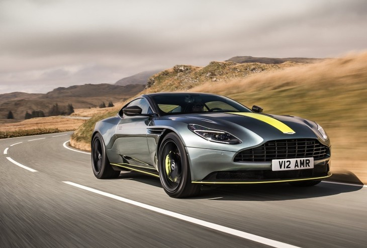 Aston Martin DB Unleashed WVideo Carscoza - Aston martin news