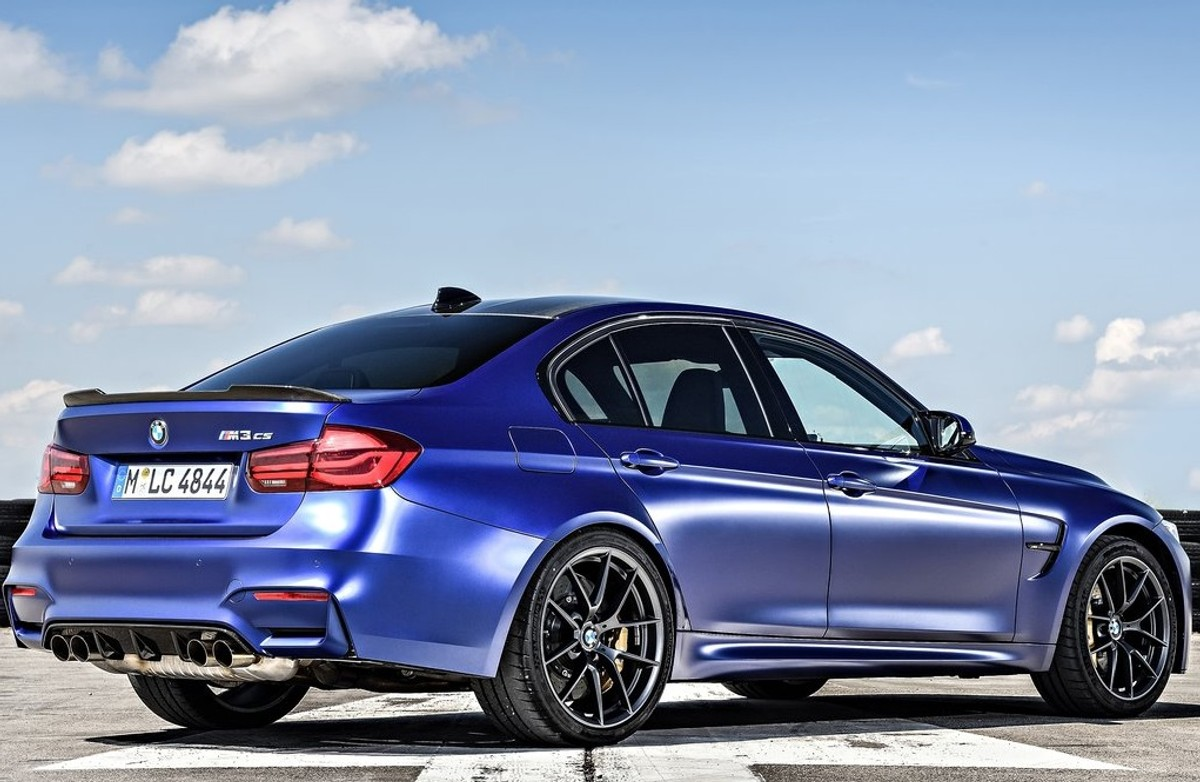 BMW M3 CS Coming To SA [w/Video]