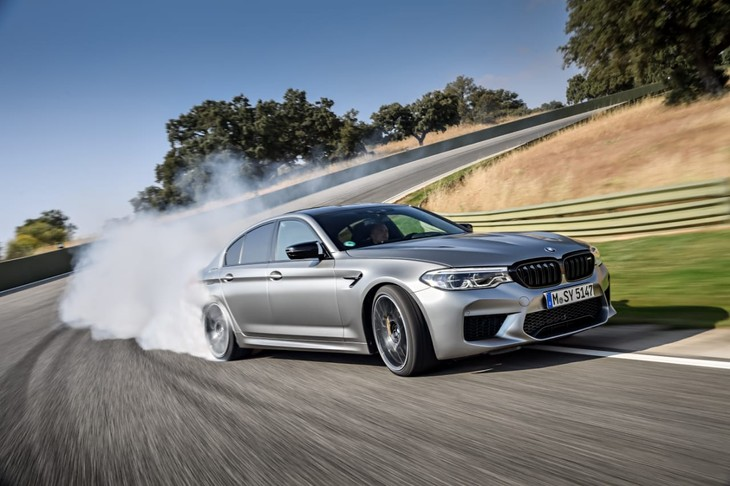 Bmw M5 Competition 2018 Specs Price Cars Co Za