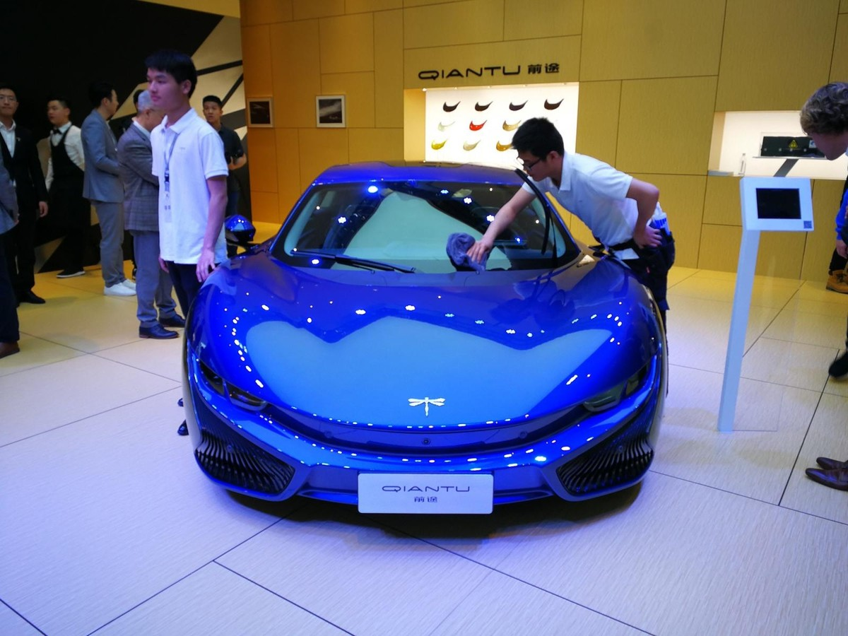 5 weird and wonderful china-only cars from 2018 beijing motor show