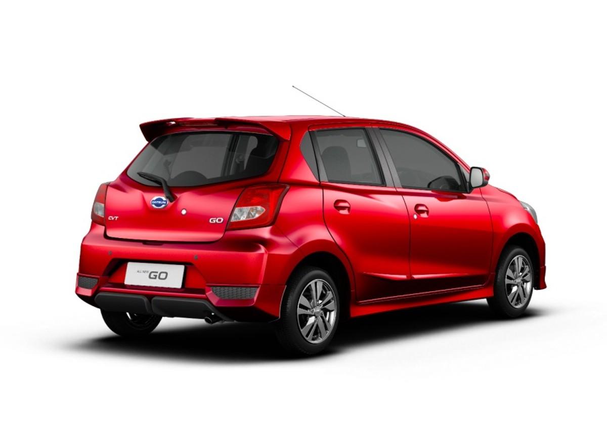 Datsun Go Facelift Announced