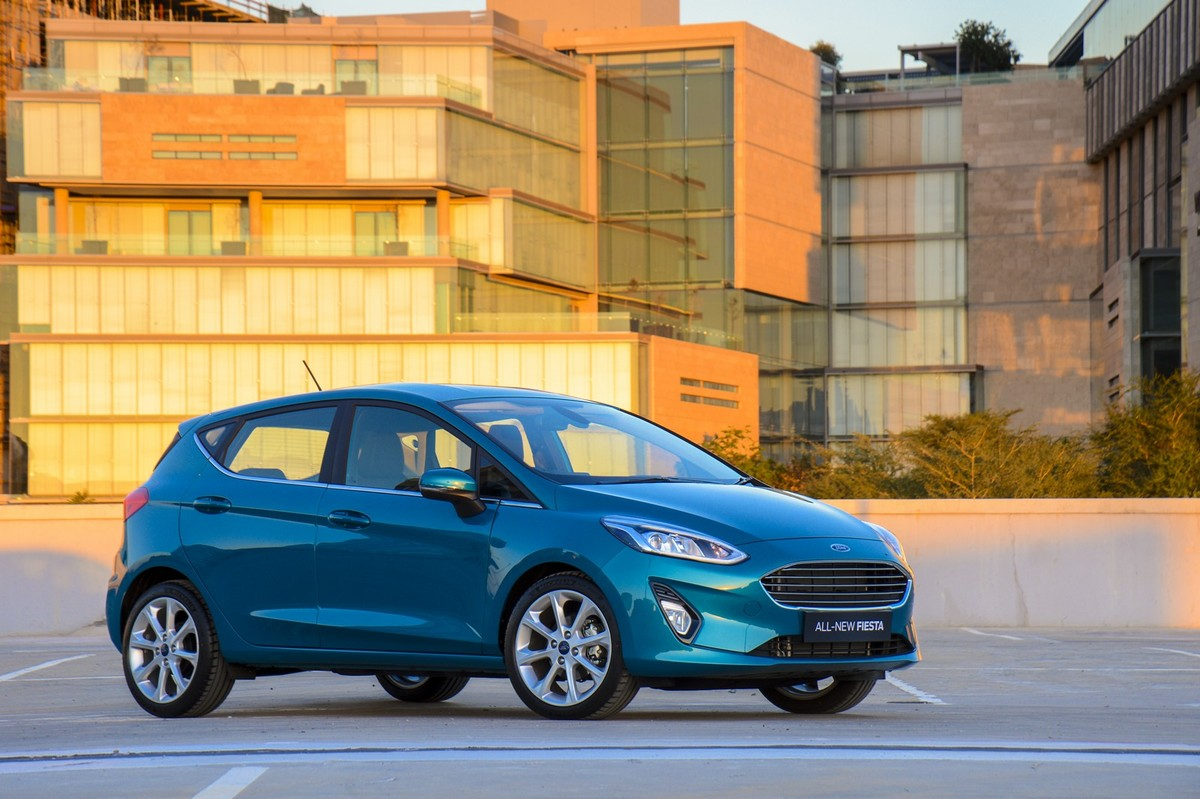 ford fiesta 2018 launch review. Black Bedroom Furniture Sets. Home Design Ideas