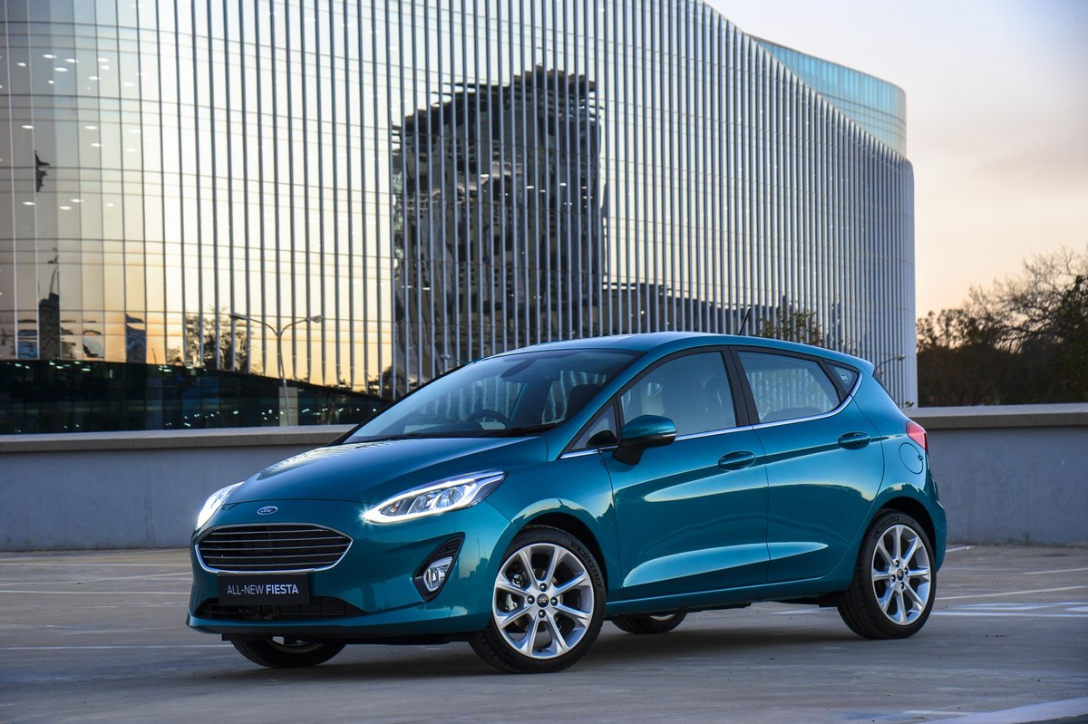 707726e571c9c Ford has released specification and pricing details of its all-new Fiesta  ahead of the compact hatchback range s local launch this week.
