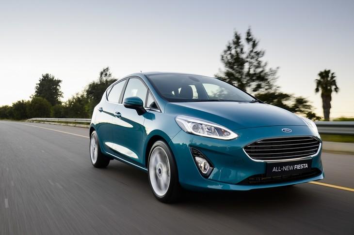 0fa8976540f76 Ford Fiesta (2018) Launch Review - Cars.co.za
