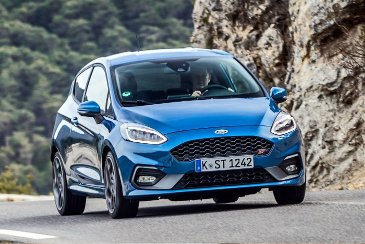 ford fiesta st 2018 international launch drive w video. Black Bedroom Furniture Sets. Home Design Ideas
