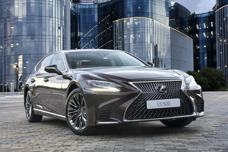 Lexus Luxury Ls Lands In Sa Cars Co Za