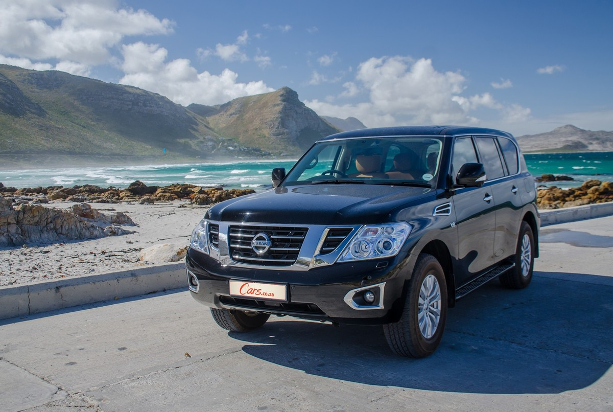 Nissan Patrol 5 6 LE Premium (2018) Review - Cars co za