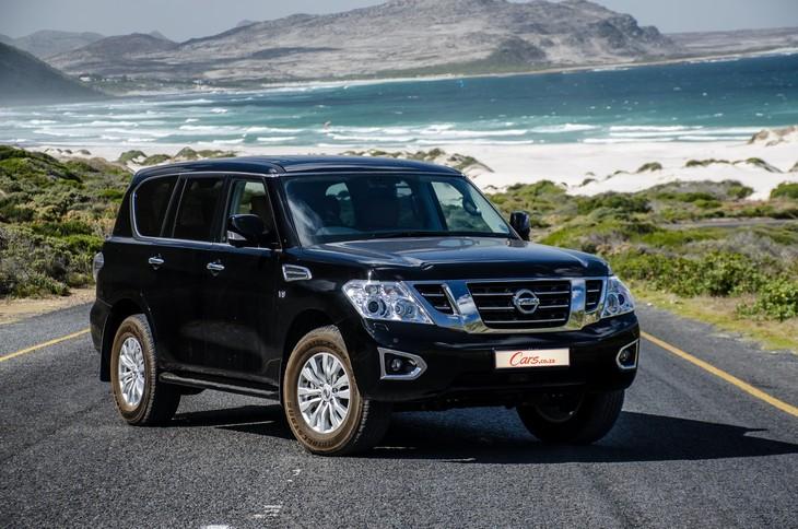 Nissan Patrol 5 6 Le Premium 2018 Review Cars Co Za