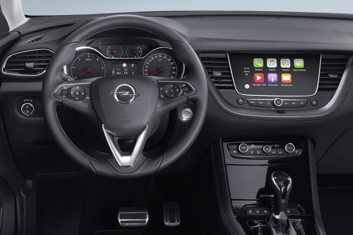 Opel Grandland X 2018 Specs Price Cars Co Za
