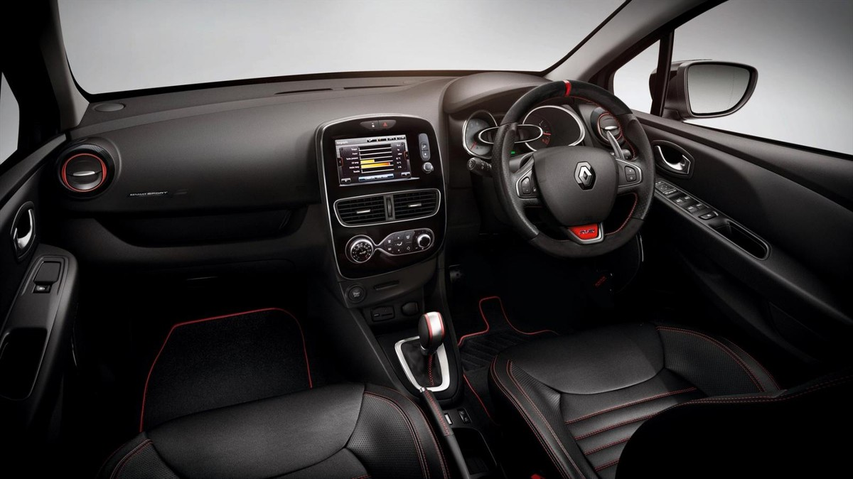 renault clio r s 18 2018 specs and price. Black Bedroom Furniture Sets. Home Design Ideas
