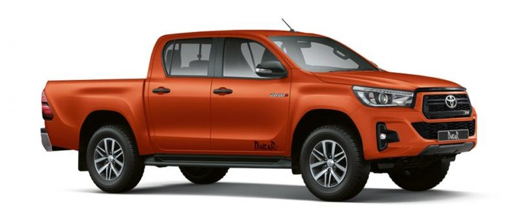 Toyota Hilux Dakar Edition Price Announced Cars Co Za
