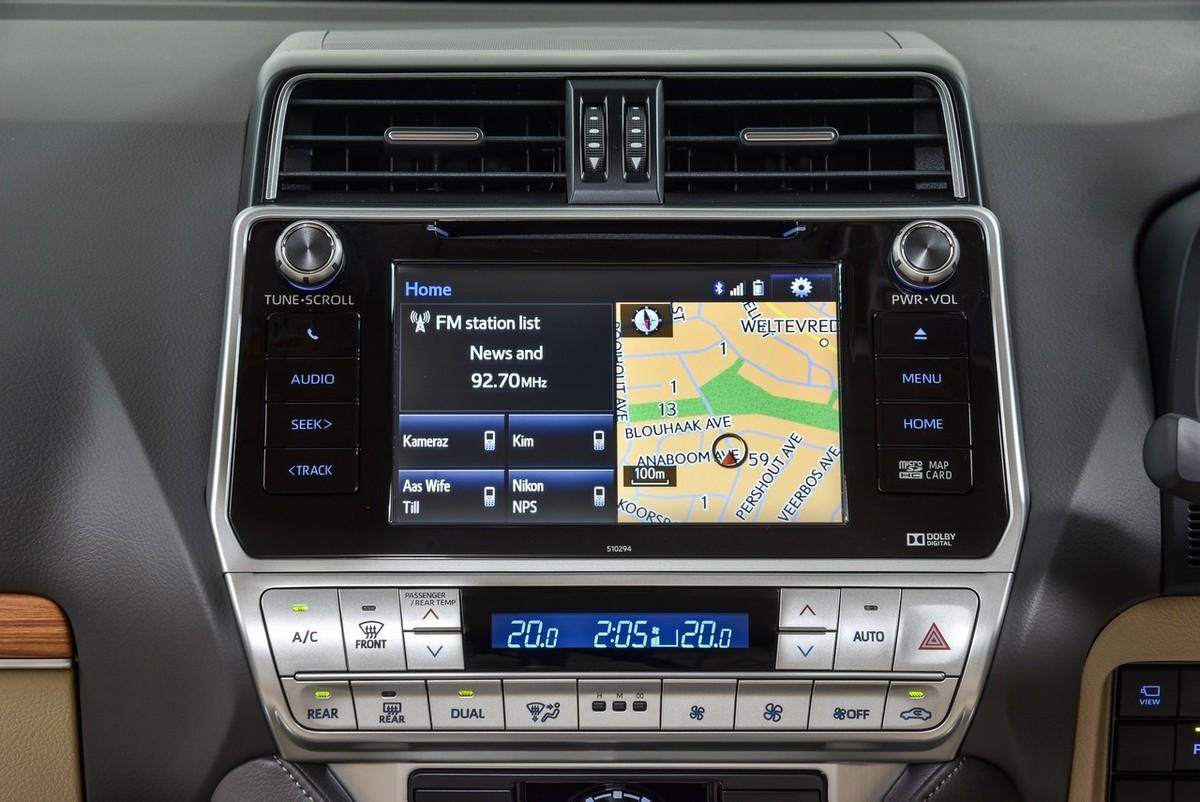 Toyota Land Cruiser Prado 3 0D VX-L (2018) Quick Review