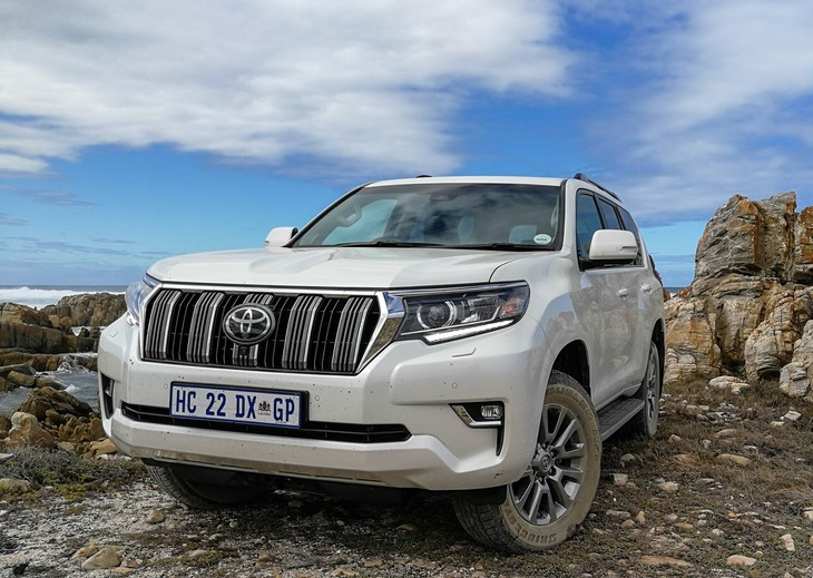 Toyota Land Cruiser Prado 3 0D VX-L (2018) Quick Review