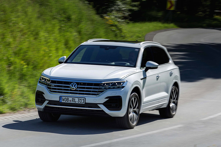 Volkswagen Touareg (2018) International Launch Review ...