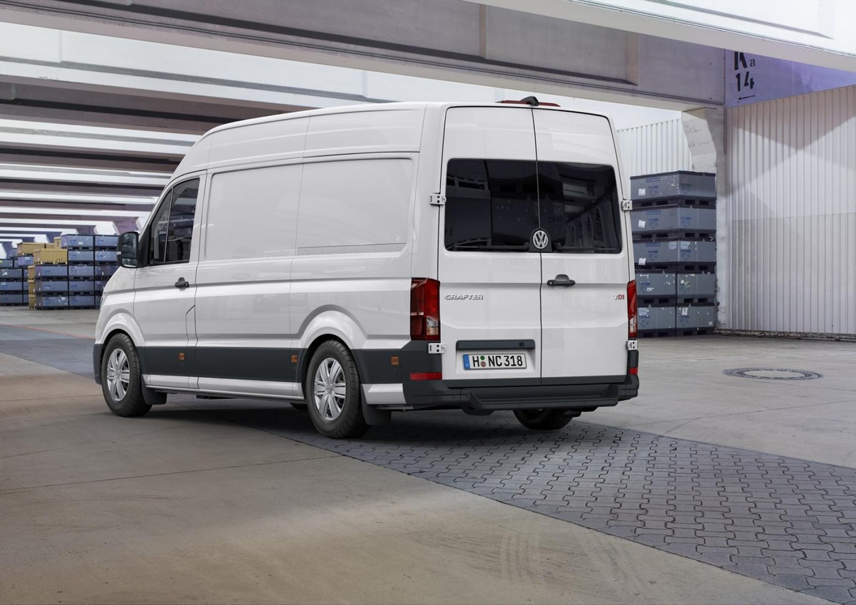 Volkswagen Crafter (2018) Specs & Price - Cars co za