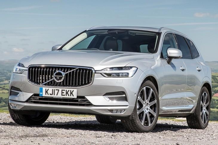 Volvo XC60 UK Version 2018 1600 03