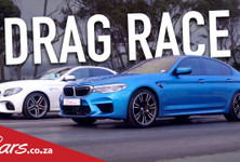 Drag Race Bmw X6 M Vs Mercedes Amg Gle63 S Coupe Cars Co Za