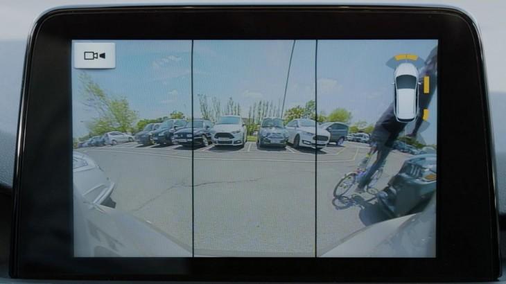2019 Ford Focus 180 Degree View Reversing Camera 3