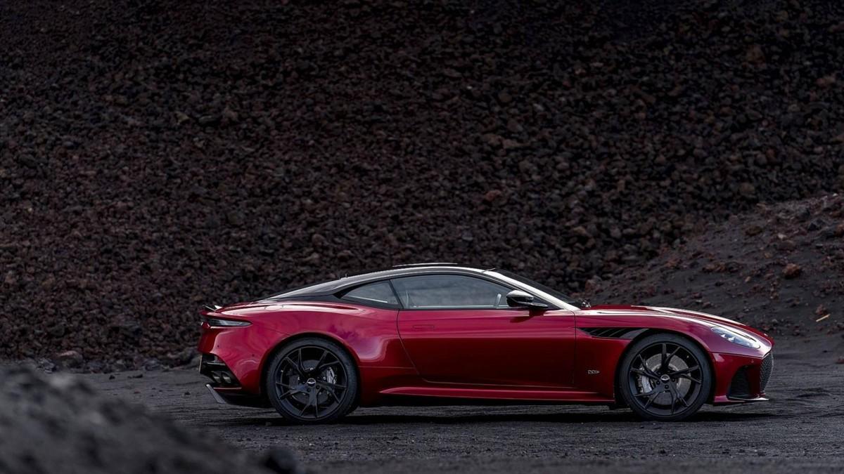 Aston Martin Dbs Superleggera Headed For Sa Cars Co Za