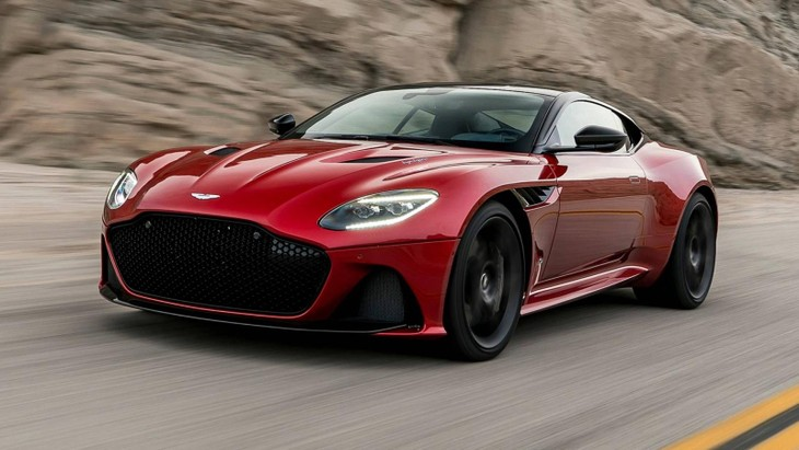 Aston Martin Dbs Superleggera Headed For Sa Cars Co Za