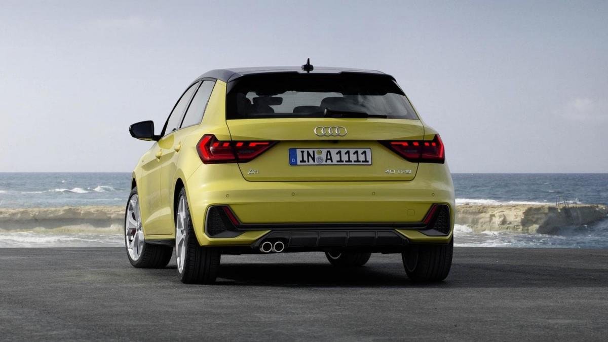 2019 Audi A1 Revealed Cars Co Za