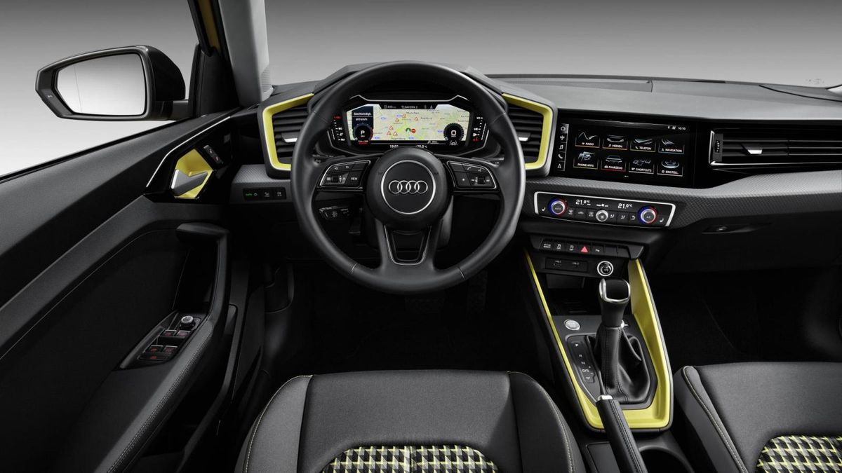 2019 Audi A1 Revealed