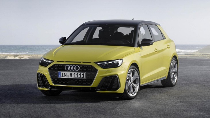 2019 audi a1 revealed. Black Bedroom Furniture Sets. Home Design Ideas