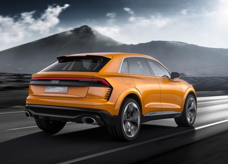 Spy Shots 2020 Audi Rsq8 Cars Co Za