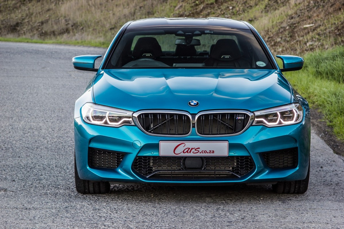 BMW M5 (2018) Review