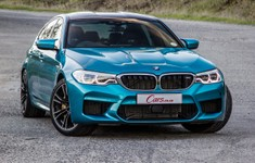 BMW M5Review 10