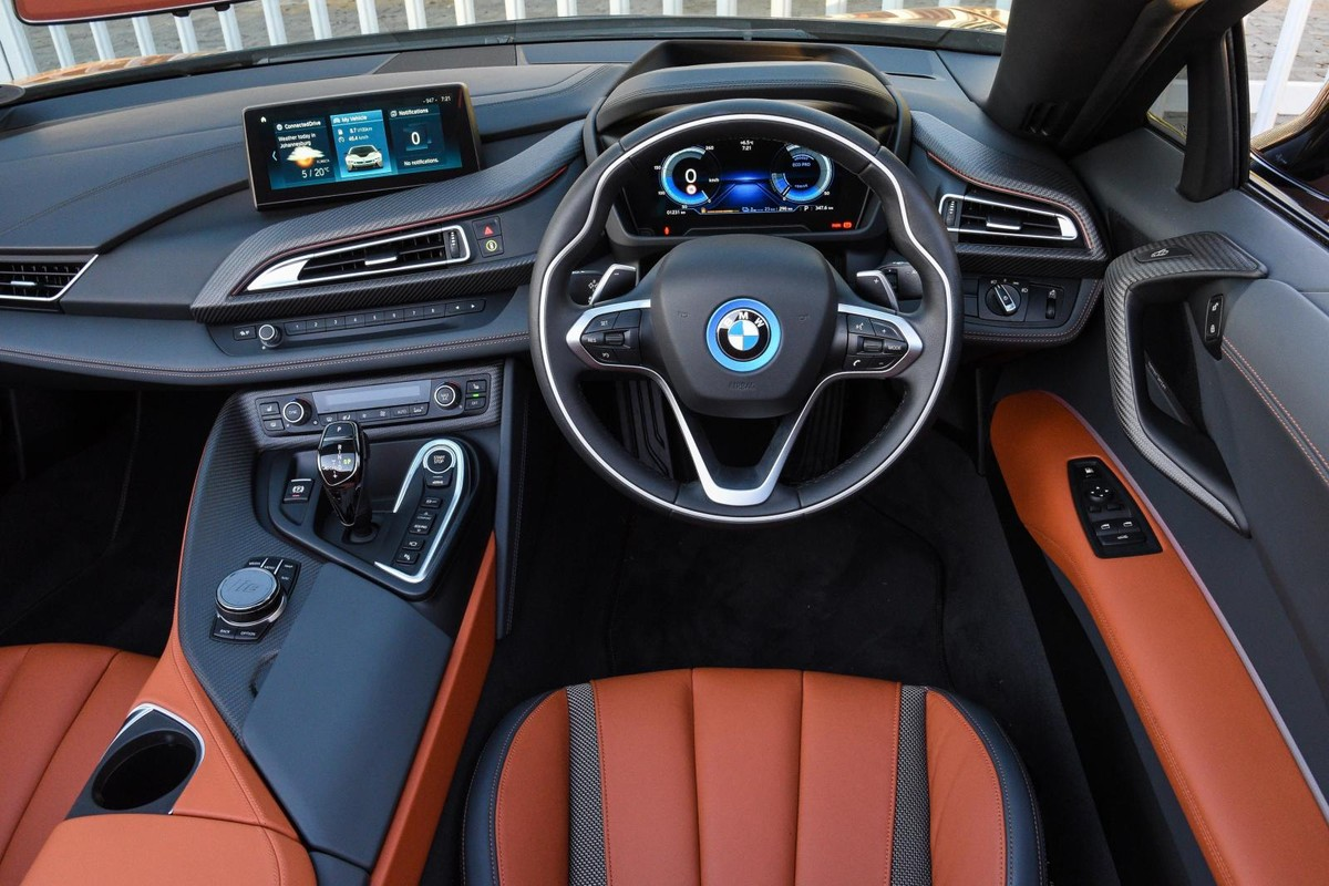 Bmw I3 And I8 Roadster 2018 Launch Review Vehicle Electrical System Control Units Location The Next Chapter Of I In South Africa Commenced This Week When Munich Based Marque Launched Facelifted As Well Eye Catching