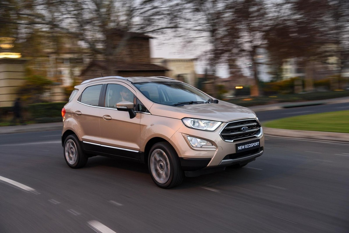 Fords updated ecosport compact family car arrived in south africa earlier this year but ford has now bolstered the lineup with the addition of a new