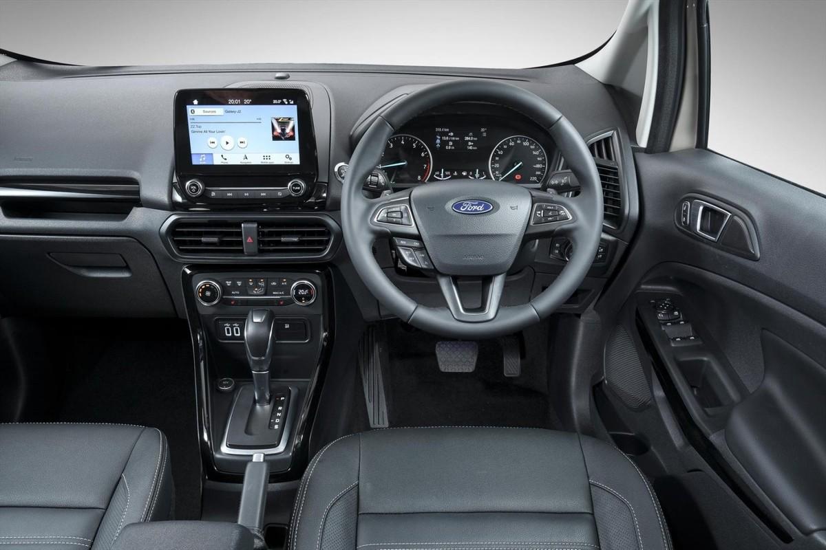 Update Ford Ecosport 2018 Specs Amp Price Cars Co Za