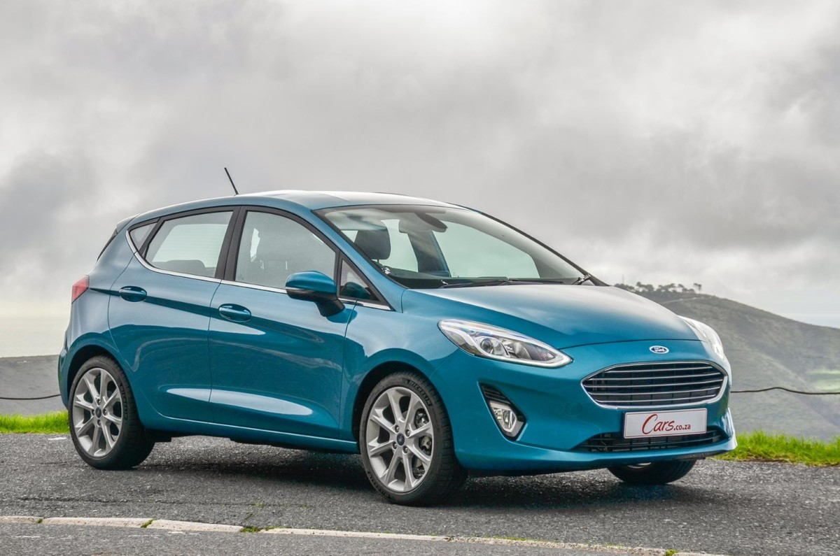 ford fiesta 1 0t titanium automatic 2018 review. Black Bedroom Furniture Sets. Home Design Ideas
