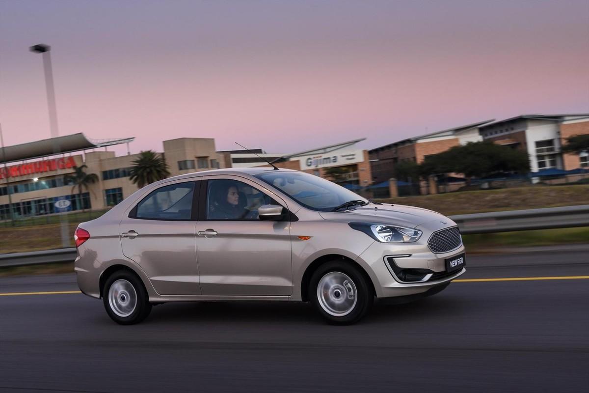Updated: Ford Figo (2018) Specs & Price - Cars co za